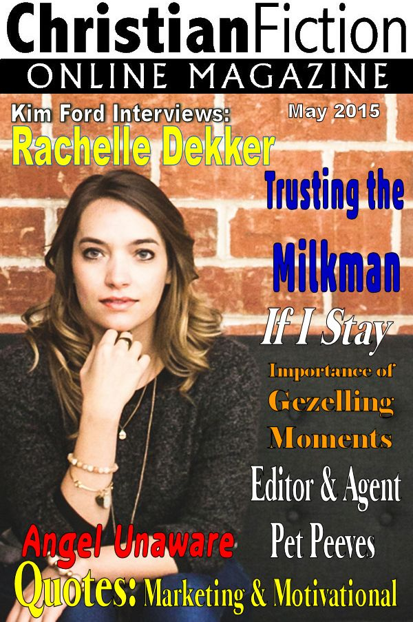 May - Christian Fiction Online Magazine
